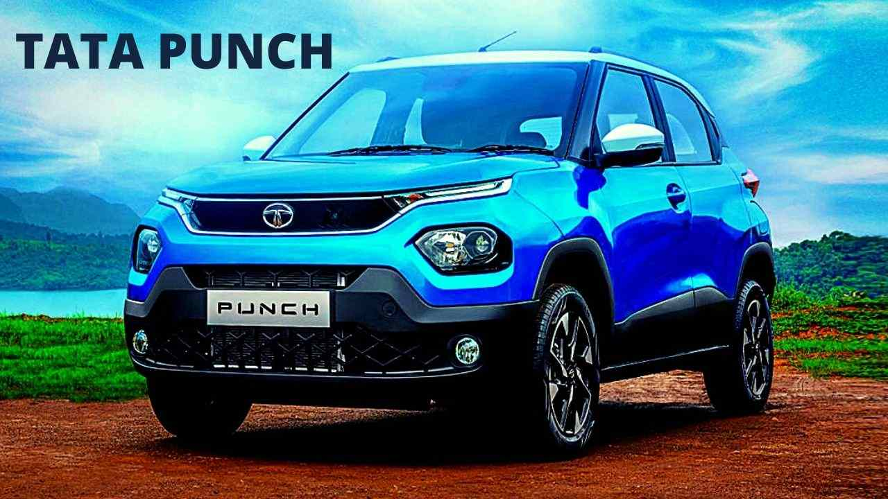 You are currently viewing Tata Punch Car Price In India – Tata launches its First Micro SUV Car in 2021
