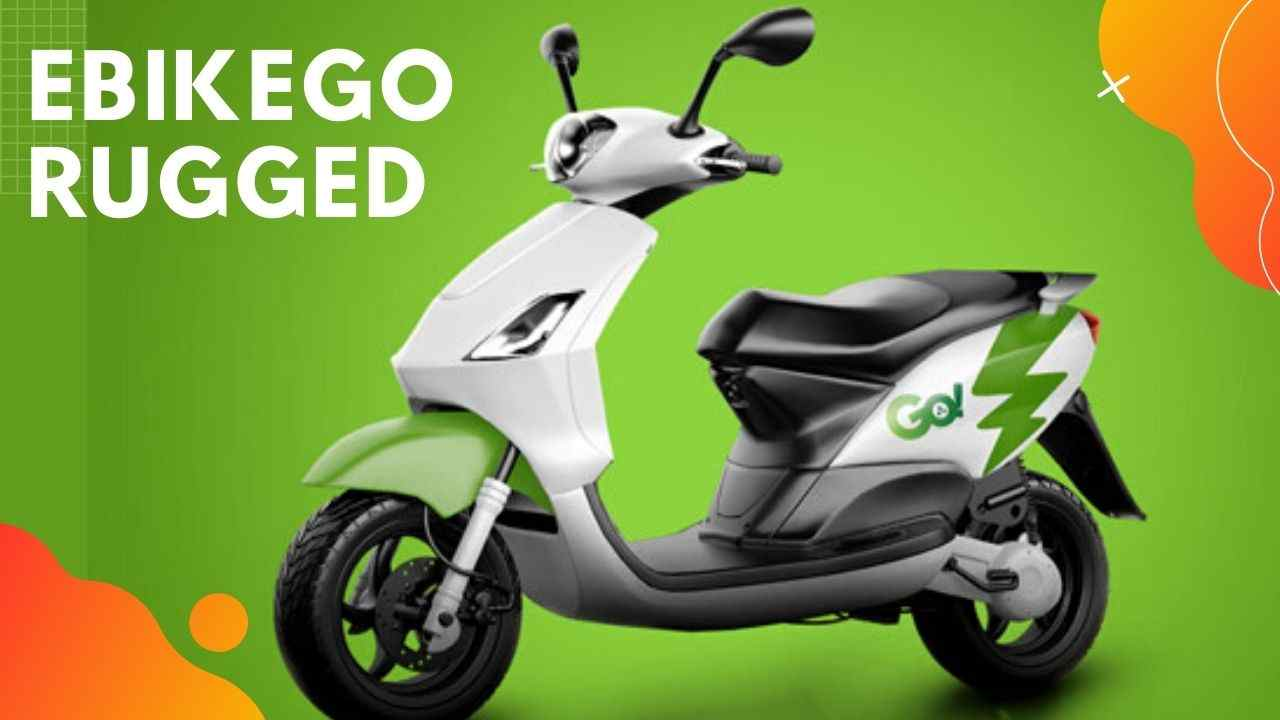 You are currently viewing eBikeGo Rugged Electric Scooter- Specifications, Price, Battery Life, Top Speed
