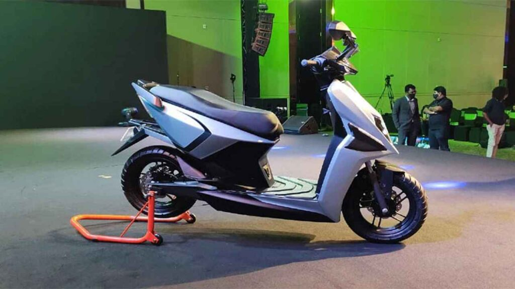 Simple One Electric Scooter Specifications